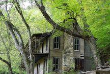 Abandoned Places  & Thinks