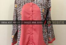 Sewing Batik Jahit