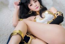 夏美酱 Xia Mei Jiang