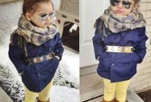 Khloe & Khourtney's Little Fashionista
