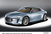 2010 Concept Cars / by New York International Auto Show