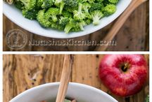 Recipes - broccoli, cauliflower, Brussels sprouts