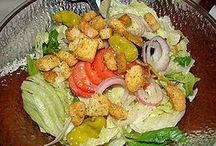 Salads  / by Cate Jones