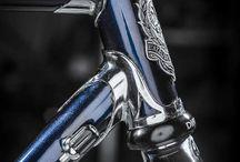 custome bike frame
