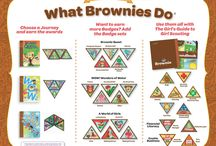 Girl Scouts brownies  / by Momma Mackey