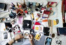 things not organized neatly