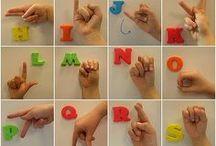 alphabet muet