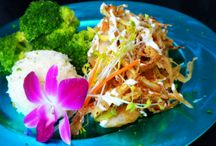 Madfish Specials / Featured special dishes at Madfish Grill