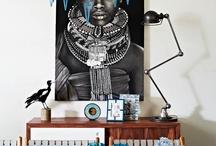 Африканский Стиль В Интерьере