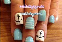 Nails decor