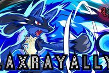 Laxrayally's Logos & Wappen / Dies sind die Logo's und Wappen von Vincent Kaltenbach (Pseudonym: Laxrayally) und unterliegen den Urheberrechten.