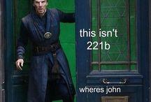 Sherlock Holmes!!