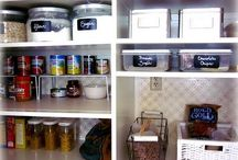 Pantry Makeover Ideas / by Kathy Strahs | Panini Happy
