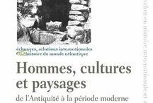 Hommes, cultures et paysages : idées de lecture