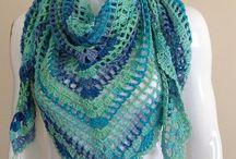 Crochet Poncho/Shawl