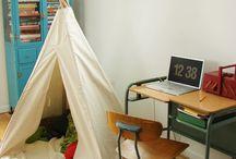 Kids room / Kids, children decoration