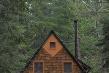 beautiful homes / by Brooke Field