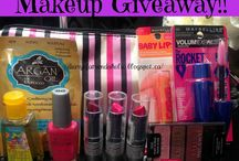 Beauty Blogger's Giveaway... :D