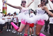 The color run / by Leslie Williamson