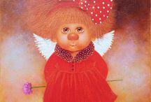 Ангелочки Галины Чувиляевой
