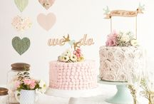 Wed Cake Ideas / by Victoria Gaccione