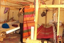 ‰ SABRA SILK BLANKET / Handmade silk blankets.