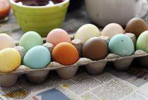 Easter / Easter crafts, Easter recipes