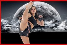 Martial art Women / Women in Martial arts from around the world Top class action plus videos now at www.totalcombat.net