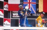 Nigel Mansell - GP Messico 1992