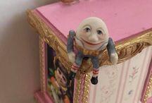 Dolls - Humpty Dumpty