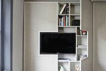 Hidden Tv Cupboard