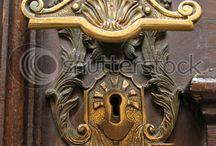 Hardware / Knobs, locks etc