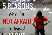 Solo Travel / Tips for the solo travel