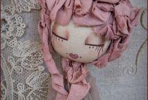 Bambole artistiche