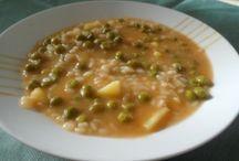 minestre e pasta asciutta