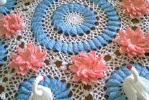 crochet/gehaakt