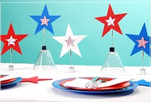 Party Idea: 4th of July / by Alexandra Getty Doudian
