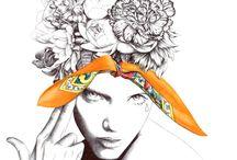Fashion Illustration / by Alice Mielczarek