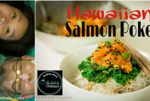 Hawaiian Salmon Poke