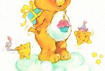 Care Bear   Birthday Bear / .