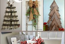 Happy Holidays Home Decor / Christmas inspiration for your home!