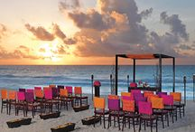 Tropical Weddings / Contact us at weddingsbyfunjet.com to plan your dream destination wedding!