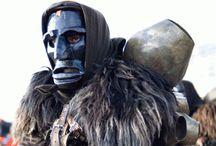 Sardinian Carnival and Masks