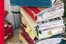 Carnets et cahiers