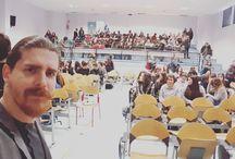 Instagram Qui a Novara al liceo Carlo Alberto tra poco si comincia! :D