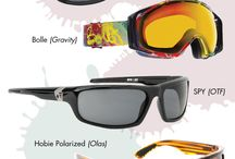 Sporty Shades Shake Up Outside TV / by Eyecessorize