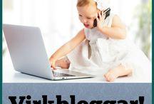 Virkbloggar på Svenska