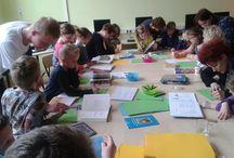 Oudersalon De Schoolschrijver / De Schoolschrijver Oudersalon (Foto's: Chris van Houts)