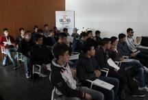 """Open Day 18apr2013 / """"Progetto azienda aperta"""": giovani studenti salentini in visita presso Spinelli Caffè alla scoperta del mondo del lavoro"""