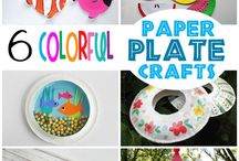 Crafts Ideas for Kids / Getting ideas about DIY projects to spend time with my son!